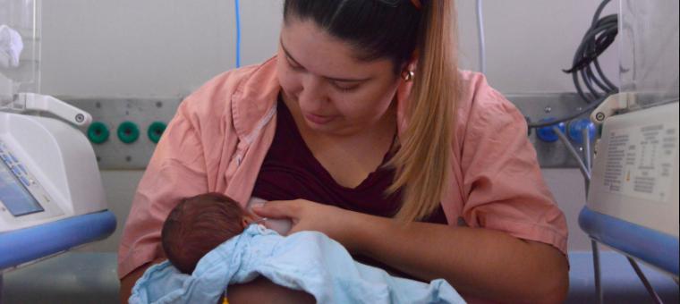 Ante el COVID-19, la lactancia materna debe mantenerse más fuerte que nunca
