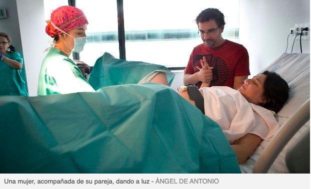 Ibone Olza: «El acompañamiento en el parto no es un capricho, es una necesidad»
